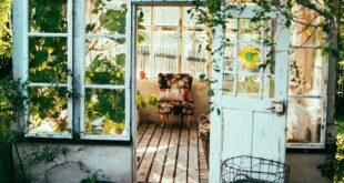 Sessel im Landhausstil